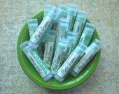 Mint Green Marshmallow Vegan Lip Balm - Limited Edition Favorite Things Flavor