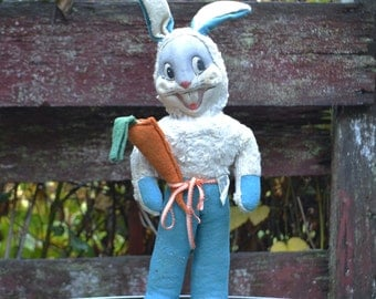 1940s Bugs Bunny Doll by M&H Novelty Corp.