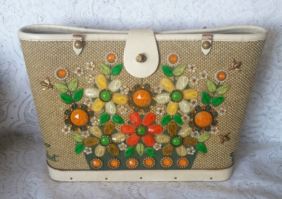 Enid Collins Handbag $40 on Etsy