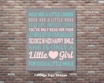 Girls Nursery Decor, Nusery Wall Art, 8 x 10, 11 x 14, 16 x 20,DIGITAL, YOU PRINT,Girl Baby Shower,Newborn Girl Gift Ideas,Girls Nursery Art