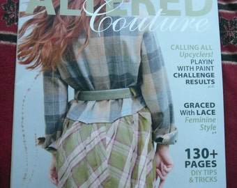 NEW --- Altered Couture Magazine - August/September/October 2016