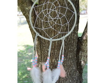 Traditional Dream Catcher Made by Hand