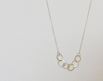 Six Circles Necklace