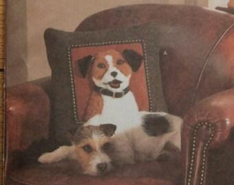 Dog Pillow Pattern Etsy