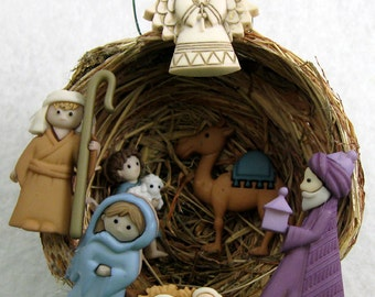 Gifts for the Baby Jesus from the Magi and Shepherds 212