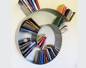 Spiral Bookshelf- Medium