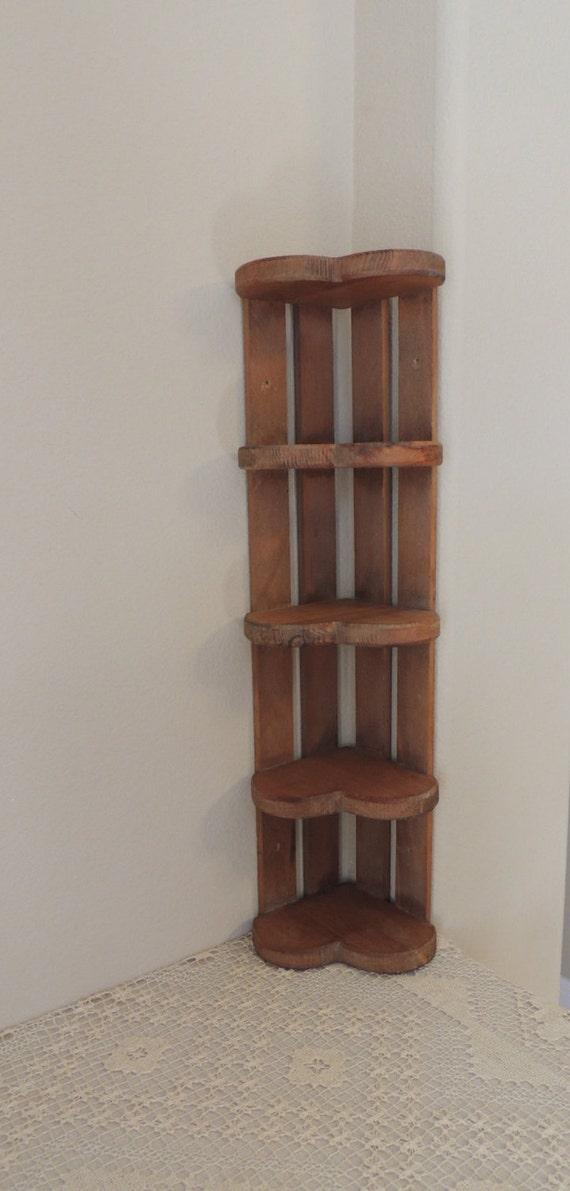 Luxury Knotty Pine Bookcase