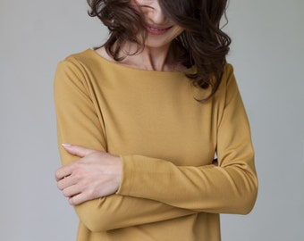 Yellow dress | Audrey Hepburn dress | Movie dress | LeMuse yellow dress