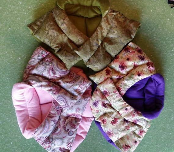 Hot Pack Gift Pack, hot/cold therapy pack,  heat wrap, muscle soother,  lavender-scented