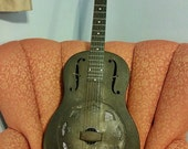 1931 National Duolian Resonator Guitar