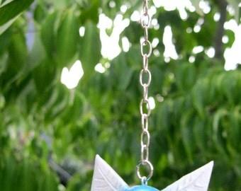 Legend of Zelda Inspired Navi Dangle Earring
