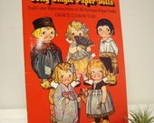 Dolly Dingle Paper Dolls Grace Drayton Dover Book 1917 Magazine Dolls