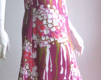 1970s dress-Escandinavian