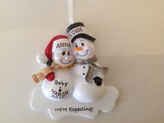 Pregnant Snowman 43