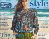 Burda Style (World of Fashion) August 2016 55 Patterns and Variations