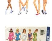 Misses Figure Skating Costume Pattern, Misses Bodysuit Pattern, Butterick 5781, Sewing Pattern, Uncut Pattern, Figure Skating Suit Pattern