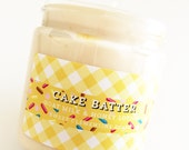 Cake Batter Lotion - Goat's Milk and Honey Hand and Body Lotion