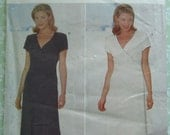 Easy to Sew Misses Pullover, Lined Dress in Two Lengths Sizes 12 14 16 Butterick Pattern 5510 UNCUT
