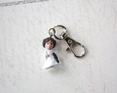 Princess Leia Keychain Bag Clip