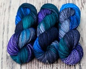 Super Soft Aran - Stormy - Colour Adventures (fibers: superwash merino)