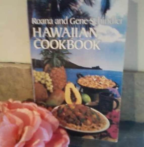 Hawaiian Cookbook by Schindler 1981