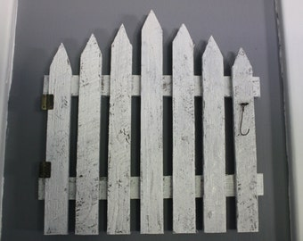 Garden Gate Wall Hanging