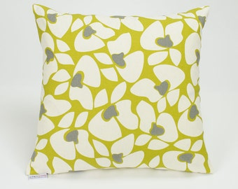 Summerland Helen Floral Throw Pillow Cover - 16 inch