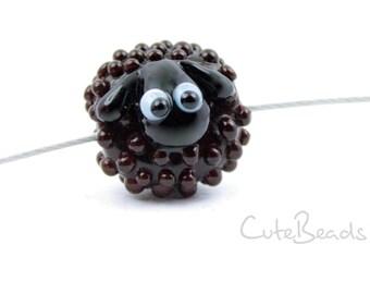Lampwork Necklace Sheep