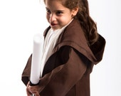 Jedi Robe Star Wars Toddlers Jedi Robe kids costume Ready to ship Halloween costumes for kids.