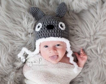 IN STOCK Baby Totoro Hat