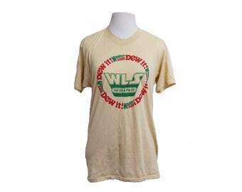 Vintage 80's Mountain Dew T-shirt Size Medium