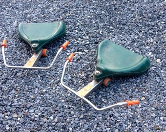 Vintage 1970's Flying Turtle Scooter's