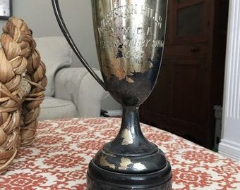 Handle Challenged Trophy Looking for a Good Home