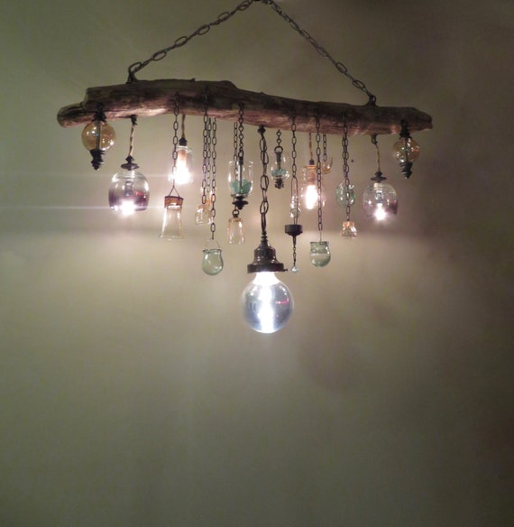 Custom Eco Friendly Light Fixtures Handmade By