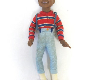 Steve Urkel Doll 1991 Family Matters Toy