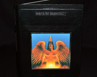 Search for the Immortality - Vintage Esoteric / Occult / Metaphysical Book - Large & Profusely Illustrated  - Death / Eternal Youth
