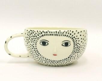 Dalmatian cup -