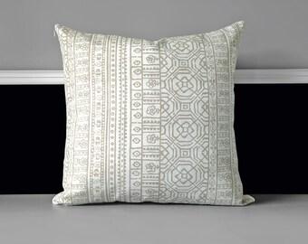 """Pillow Cover - Devada Beech Wood, 20"""" x 20"""""""