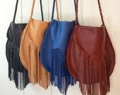 SALE! Sierra Fringe Bag
