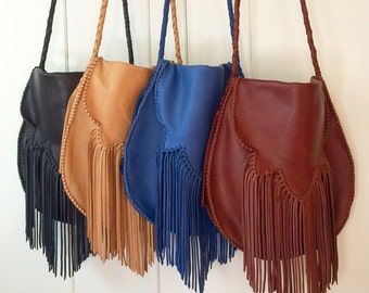 Sierra Fringe Bag