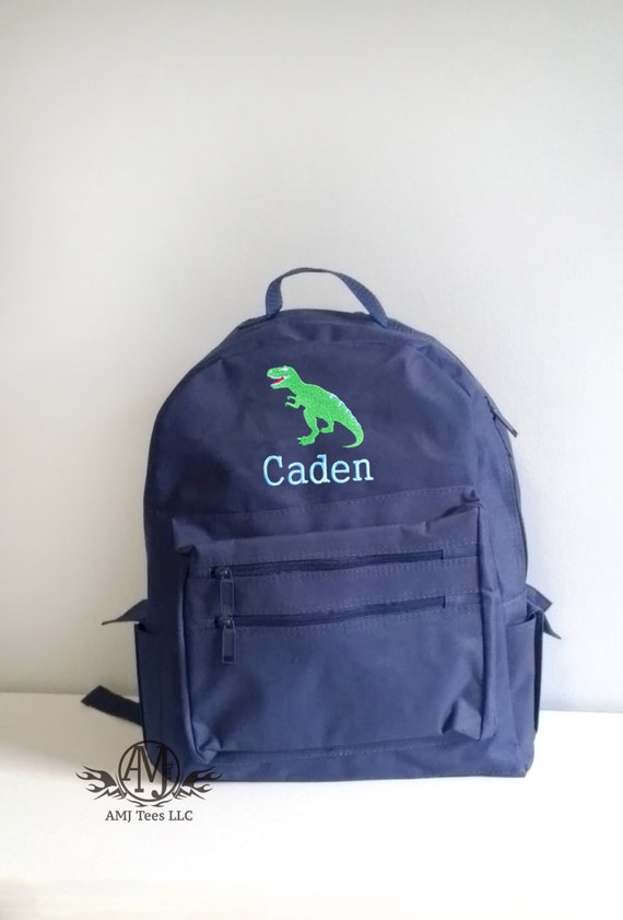Personalized Backpacks & Book Bags for Kids Get ready for the Back-to-School season in with personalized backpacks and book bags! Bright, colorful, personalized and totally ready for action, our backpacks for boys and girls are perfectly sized for all the fun life throws at them!