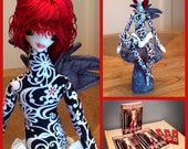 Willow Fairy Doll with Divided Realms Book Set