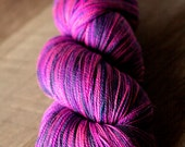 """Lace yarn - 80/20 SW Merino/Silk - Holidays - """"An Affair To Remember Month"""""""