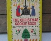 Vintage Christmas Cookie Cookbook, Virginia Pasley, 1949 Holiday Cookbook, Hardback with Dust Jacket, Vintage Cookie Recipes, Cookie Swap