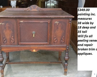 Old Vintage Furniture 27
