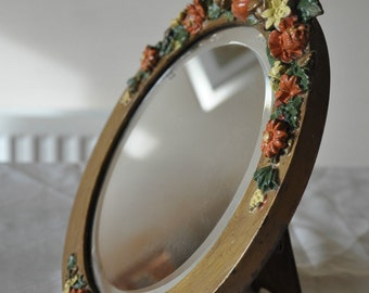 barbola mirror etsy