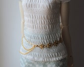 Zareen - SD hip belt with chain