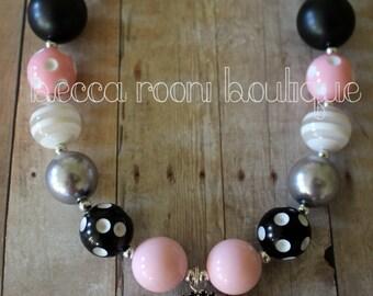 Fabulous Bubblegum Necklace