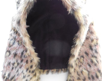 New Handmade Faux Fur Animal Hat