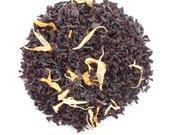 LONDON FOG Caramel Earl Grey Tea,Organic Loose Leaf Black Tea,Caramel Vanilla Earl Grey, 1oz , Earth friendly packaging